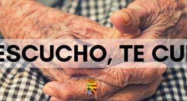 """El Ayuntamiento de El Molar pone en marcha el proyecto """"Te escucho, te cuido"""""""