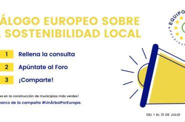 El parlamento europeo pone broche final a su campaña por la sostenibilidad local con un diálogo intergeneracional