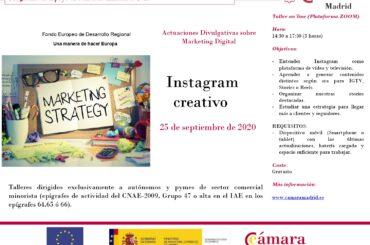 Nuevos talleres gratuitos para comerciantes, ofrecidos por la Cámara de Comercio de Madrid