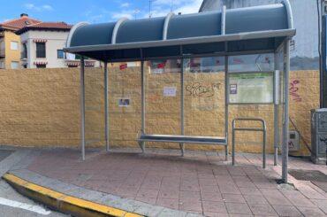 El Molar contará con paradas de autobuses accesibles.