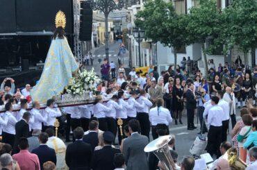 """Se suspenden las actividades religiosas de Semana Santa y romería del """"Pan y Queso"""" en El Molar"""