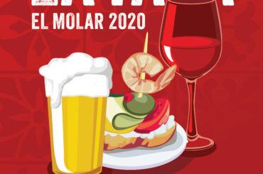 El Molar organiza la Feria de la Tapa 2020 del 3 al 13 de septiembre