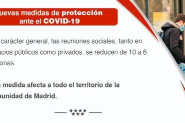Publicada nueva orden de Sanidad con el objetivo de contener el coronavirus.