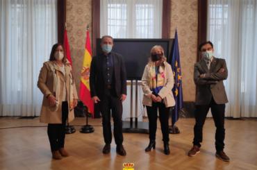 El Molar, Pedrezuela y El Vellón solicitan a Delegación de Gobierno la ampliación de personal y medios en el cuartel de la Guardia Civil de El Molar