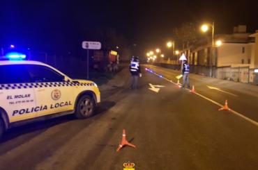 Plan Navidad segura de la Policía Local de El Molar