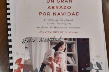 Un gran Abrazo por Navidad, el proyecto dedicado a los mayores de El Molar