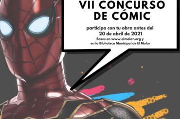 VII Concurso de Cómic de la Biblioteca de El Molar