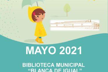 Nuevo horario de la Biblioteca de El Molar en mayo