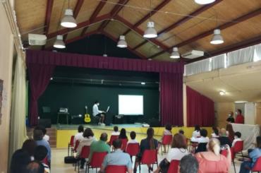 La Escuela de Música de El Molar celebró su concierto de fin de curso