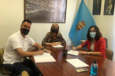 Acuerdo para la Eficiencia Energética Edificios Municipales del Ayuntamiento de El Molar