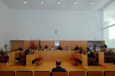 La alcaldesa de El Molar acude a la primera reunión de alcaldes para establecer una alianza entre municipios por la recuperación del río Jarama