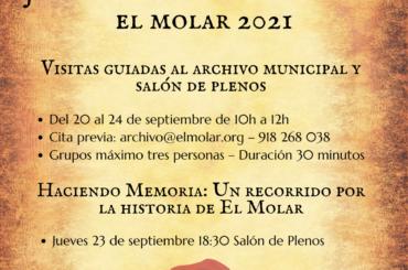 El Molar celebra el aniversario de Privilegio de Villa del 20 al 24 de septiembre