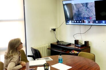 Reunión AENA, ENAIRE y Ayuntamientos: Proyecto Ambar